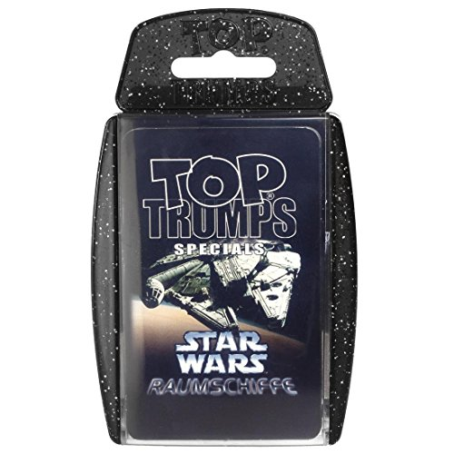 Winning Moves Top Trumps: Star Wars Raumschiffe