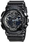 G-Shock GA-100CF-1ACR Black/Camo Dial One Size