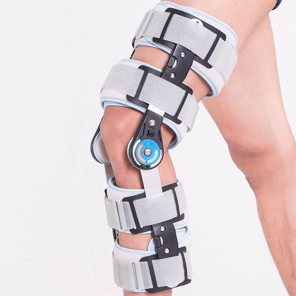 tjz Max 56% Max 79% OFF OFF Adjustable Knee Brace Orthosis Braces Immobilizer Stab