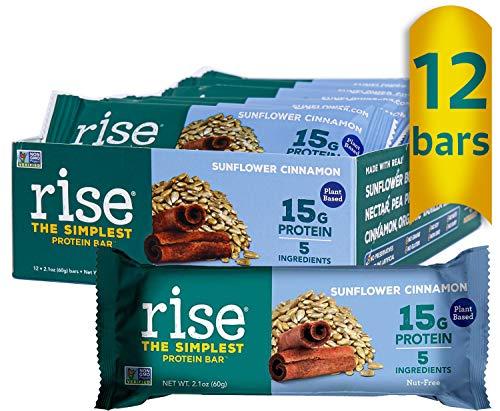 Rise Pea Protein Bar