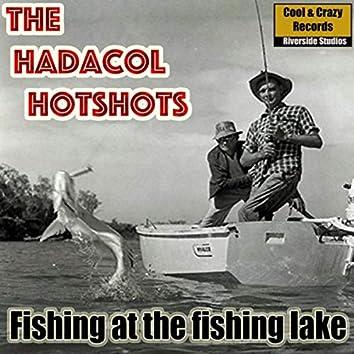 Fishing at the Fishing Lake