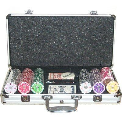 Set poker valigetta 300 Fiches 14 grammi WSOP Replica