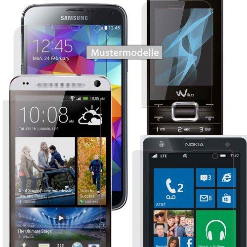 Maoni Anti-Reflex seidenmatte Bildschirmschutzfolie für Huawei Ascend Y330 Handy (3-er Pack)