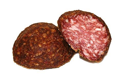 Mortandela geräuchert Salami ohne Schale ca. 250 gr. - Kofler Speck