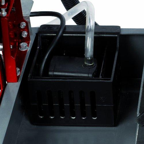 Einhell Coupe-carrelage radial TE-TC 620 U (900 W, Hauteur de travail : 700 mm, longueur de coupe 620 mm, Grand bac de récupération d'eau, Protection du disque)