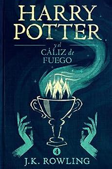 Harry Potter y el cáliz de fuego de [J.K. Rowling, Salamandra, Adolfo Muñoz García, Alicia Dellepiane, Nieves Martín Azofra]