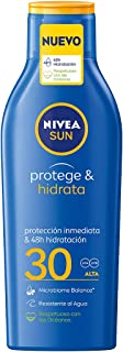 NIVEA 4005808423316 Spf30 zonnemelk, per stuk verpakt (1 x 0,2 kg)