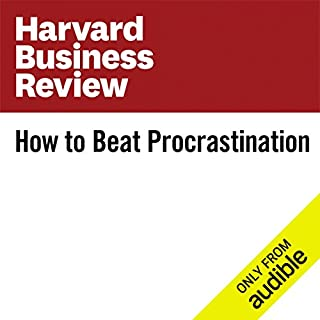 How to Beat Procrastination cover art