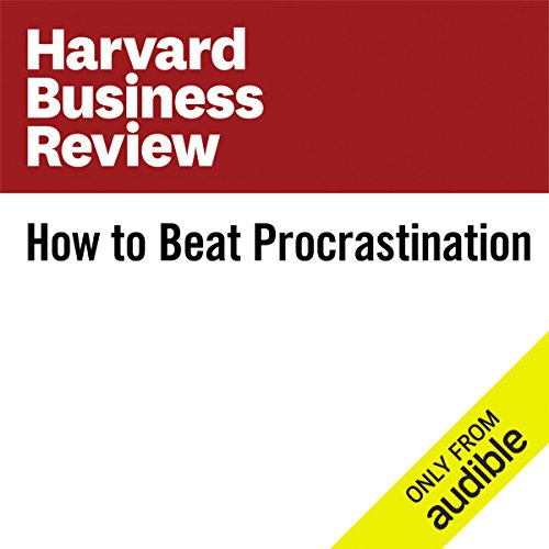 How to Beat Procrastination                   By:                                                                                                                                 Caroline Webb                               Narrated by:                                                                                                                                 Fleet Cooper                      Length: 7 mins     7 ratings     Overall 3.6