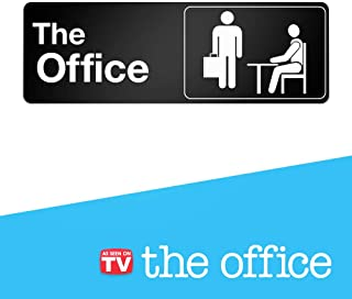 The Office Sign – The Office Logo Merchandise – Memorabilia Inspired by The Office (The Office Sign)