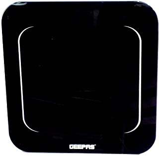 GEEPAS DIGITAL PERSONAL SCALE WITH HIGH PRECISION STRAIN GAUGE SENSOR SYSTEM GBS4219