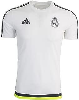 adidas Real Madrid CF Training Jersey-White