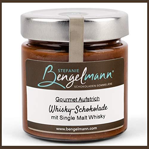 Bengelmann Gourmet-Schokoladenaufstrich Whisky - 220g