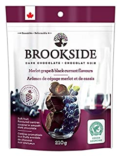 Brookside Dark Chocolate, Merlot Grape and Black Currant, 235 Gram (B0781Z5R4K) | Amazon price tracker / tracking, Amazon price history charts, Amazon price watches, Amazon price drop alerts