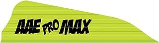 AA & E Pro Max Vane Neon Green 100 pk.