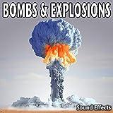 Medium Boom Impact Explosion with Bright Metallic Spray