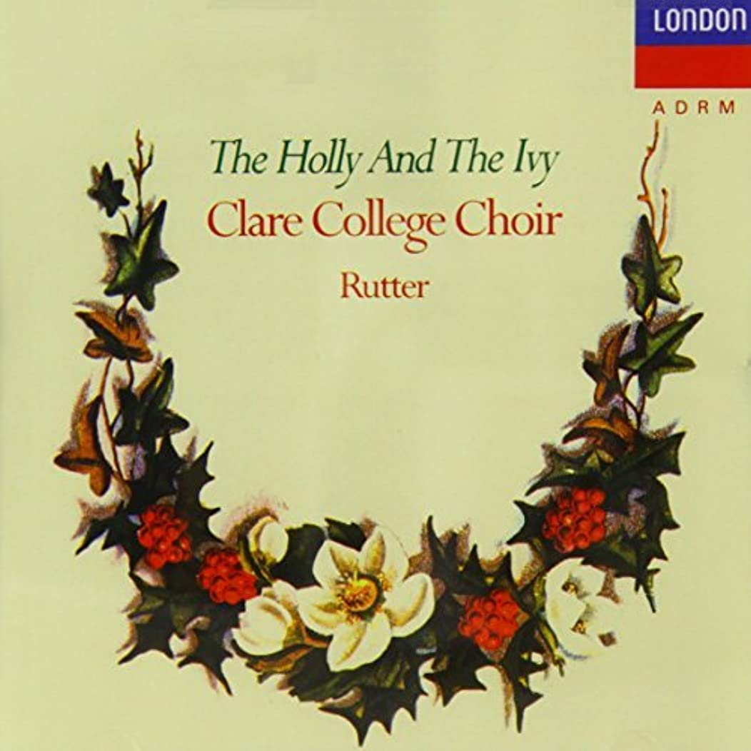 The Christmas Album by Cambridge Clare College Choir (1992-05-13)