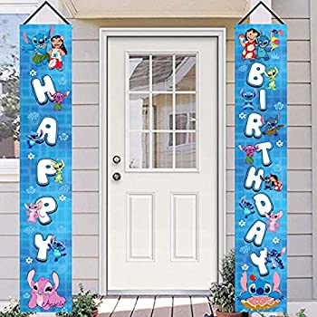 Best happy birthday stitch Reviews