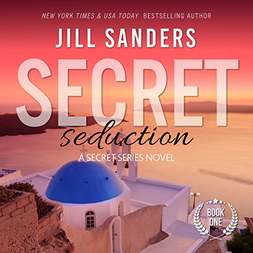 Secret Seduction audiobook cover art