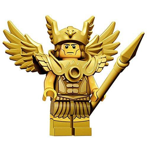 Lego 71011 Serie 15 - Figuras de guerrero dorado