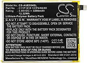 Cameron Sino 3200mAh Replacement Battery for Asus ZenFone 4, ZE554KL