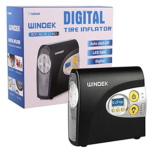 WINDEK RCP_AL1E_1902 Digital Tyre Inflator