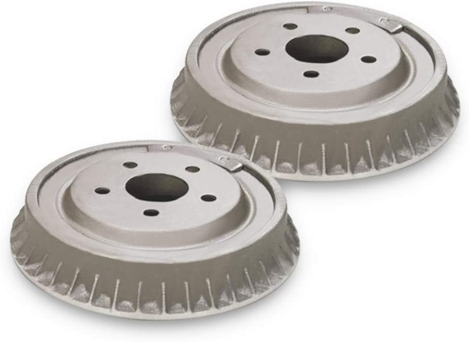 AutoDN Rear Louisville-Jefferson County Mall Brake Drums 2 Compatible With Biscayne sale Chevrolet PCS