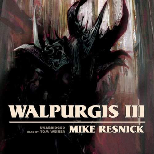 Walpurgis III audiobook cover art