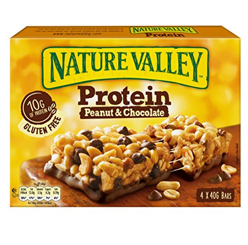 Nature Valley - Barritas de Proteinas con Peanut & Chocolate