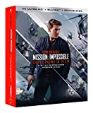 Mission Impossible 1-6 Collection (4K Uhd + Blu-Ray) (13 Dischi)