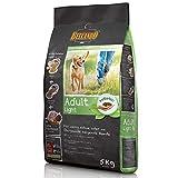 Belcando Adult Light [5 kg] Hundefutter   Trockenfutter für übergewichtige Hunde   Alleinfuttermittel für ausgewachsene Hunde ab 1 Jahr