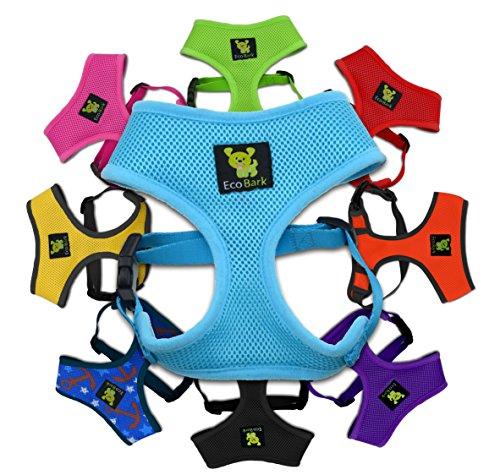 Classic Dog Harness Innovative Mesh No Pull No Choke Design Soft Double Pad