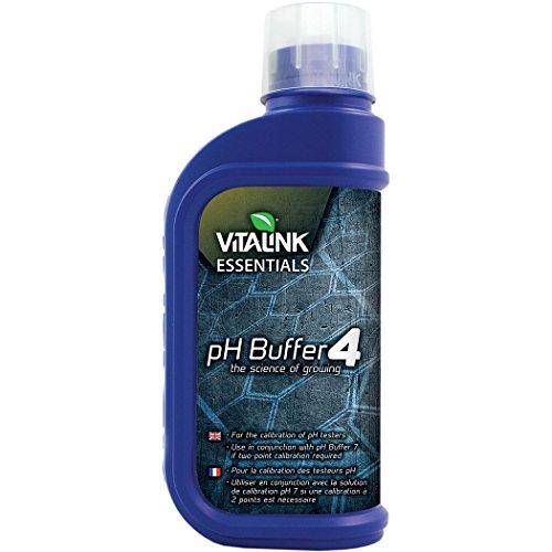 Soluzione di calibrazione VitaLink Essencial pH Buffer 4.01 (1L)
