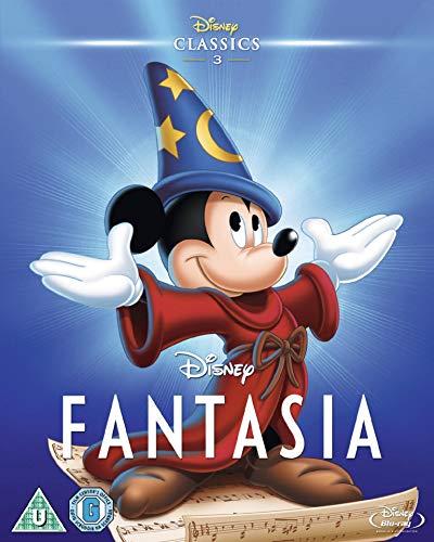 Fantasia [Blu-ray]