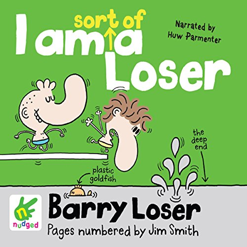 Barry Loser: I Am Sort of a Loser audiobook cover art