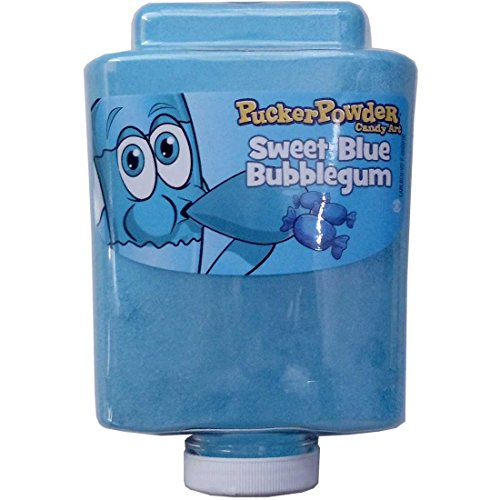 Sweet Blue Bubblegum Candy Pucker P…