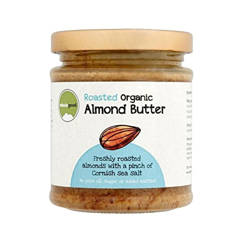 有機アーモンドバター170グラム (Wholegood) (x 2) - Wholegood Organic Almond Butter 170g (Pack of 2)