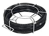 Steel Dragon Tools 62270 C-8 Drain Cleaner Snake Cable 5/8in.x 66ft. fits RIDGID K-50 62270