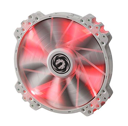 BitFenix Spectre PRO LED red - Gehäuselüfter - 200 mm, BFF-WPRO-20025R-RP