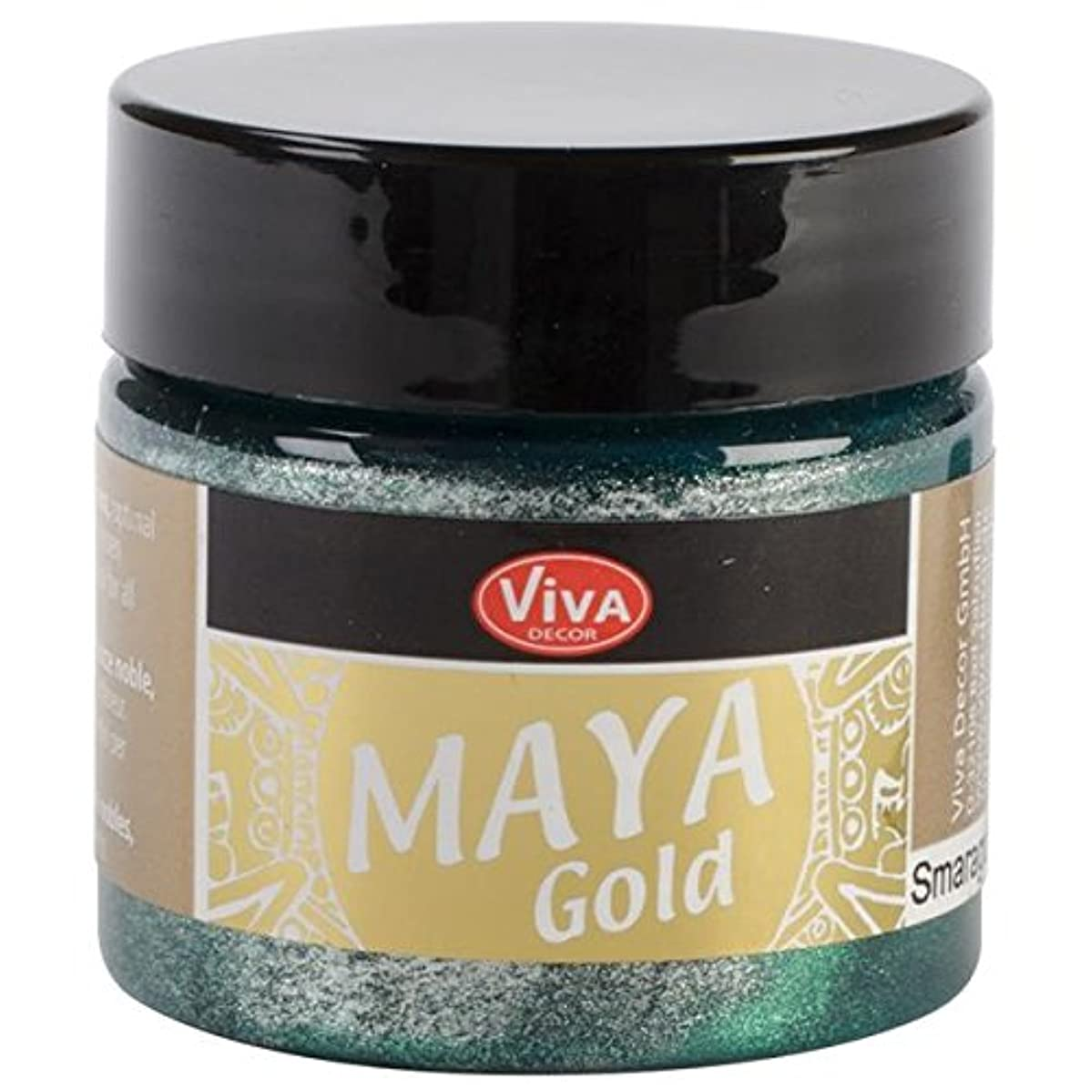 Viva Decor 123270134 Maya Gold Paint, Emerald
