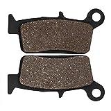 Pastillas de Freno Trasero para GAS-GAS EC 125/200/250/300 2000-2008 Pampera 125 (2T) 2005-2008 Enduro EC 200/250/300 1999-2000 MX 125/250 (MC) 2001-2008