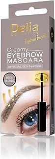Delia Creamy Eyebrow Mascara Beige