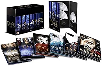 Once Upon A Time: The Complete Series - Seasons 1-7 - Blu-ray Box Set [REGION FREE]