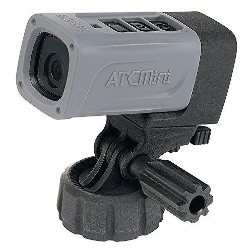 Oregon Scientific ATC-Mini - Cámara de acción compacta en HD, graba a 720p, Color Gris