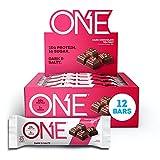 Oh Yeah! Nutrition Chocolate Oscuro Sal Marina 12 Barras de Proteínas 720 g