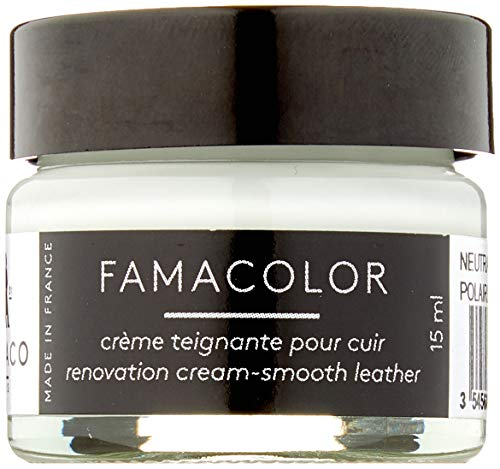 Famaco Famacolor Farbcreme, 15 ml Elfenbein Ivory (Neutral Polaire)