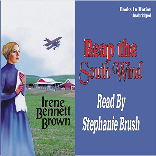 Reap the South Wind  audiobook cover art