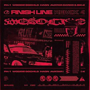 Finish Line (feat. pH-1, Woodie Gochild, HAON, Avatar Darko & Sik-K) [Remix]