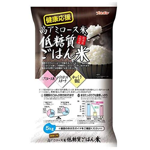 ブルボン 低糖質ごはん米5kg(5kg×1袋)