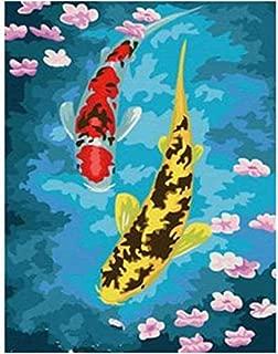 Mejor Abstract Koi Fish Painting de 2020 - Mejor valorados y revisados